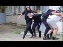 В Краснодаре состоялись учения ведомственной охраны Росгвардии
