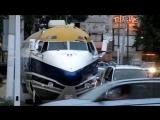 Мексиканская компания Vaca Limousines сделала лимузин из самолёта Боинга