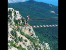 Ай-Петри, канатная дорога, высота 1064м