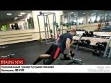 топ упражнений от персонального тренера Кучумова Николая