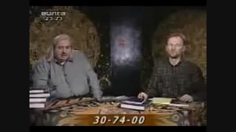 Николай Викторович Левашов на Волга ТВ 02 06 2007