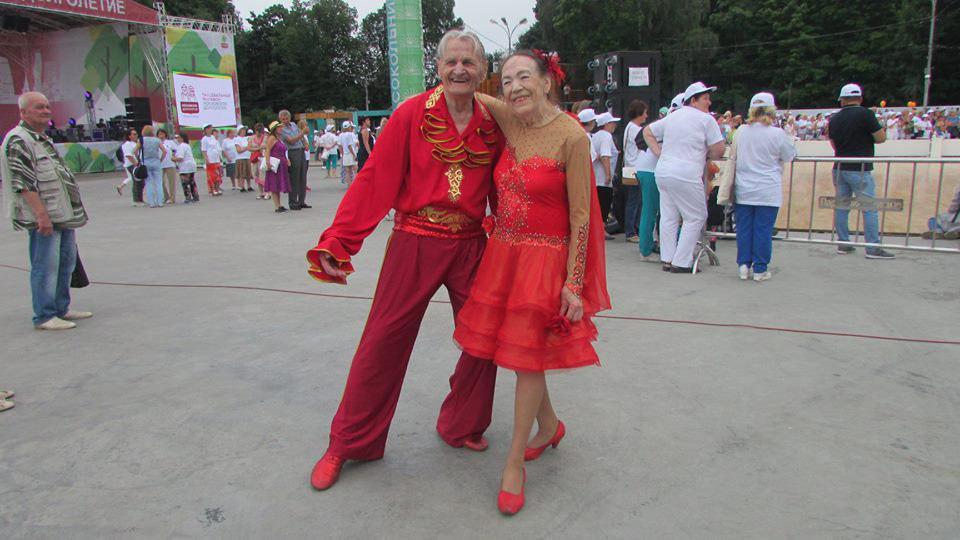 Конкурсантов городского танцевального марафона из Ховрина отметили в двух номинациях