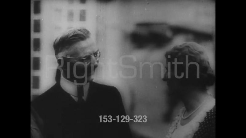 Gyula Goemboes / Berlin / Germany / Sep 28, 1935