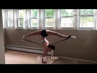 Sls insane flexibility skills _ ballet _ dance _ contortion _ split _ back bend