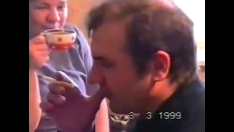 Сергей Наговицын - Редкие Архивные Кадры без Монтажа 1998-1999