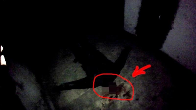 Нашел тело без головы в заброшенном бункере. Побег от маньяка с топором