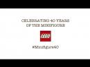 LEGO minifigure: 40th anniversary decade video