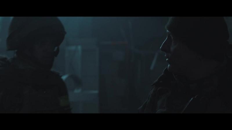 Уривок з фільму Кіборги (2017): Ти хочеш одне ярмо змінити на інше... Це я мрію про справжню незалежність...