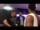 Чемпион мира по боксу Энтони Джошуа выражает уважение после боя А Поветкину