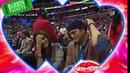 Mila Kunis Ashton Kutcher's Kiss Cam Moment