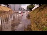 тонель армавир дождь 8.8.18 ч.4 трактор