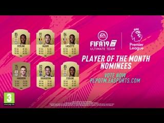 Претенденты на звание лучшего игрока месяца в АПЛ | Сентябрь 2018