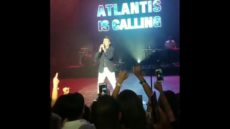 Thomas Anders - The Fillmore Miami Beach at the Jackie Gleason Theater, 14.08.2018