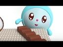 Малышарики - Развивающие мультики - Мишка 44 серия Для самых маленьких от 0 до 4 лет