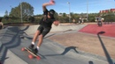 Gravity Skateboards - Rolling Around on the Kalai - DC41 Bamboo Drop Carve