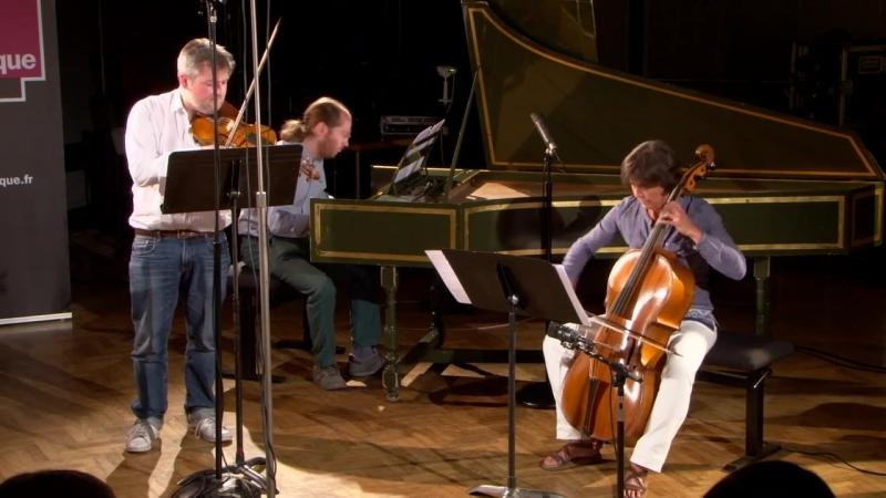 1021 J. S. Bach - Violin Sonata in G major, BWV 1021 - Thibault Noally