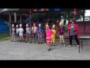 Танец Цыплёнок Пи 4 смена 2016 г.