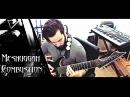 Meshuggah Combustion Guitar Cover HD