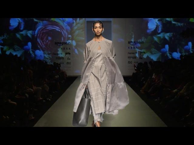 Three By Pallavi Dhyani | Spring/Summer 2018 | India Fashion Week