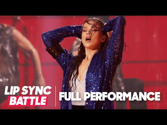 "Hailee Steinfeld's ""The Way You Make Me Feel"" 
