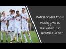 Marcus Edwards vs Real Madrid U19's- 011117 (HD)