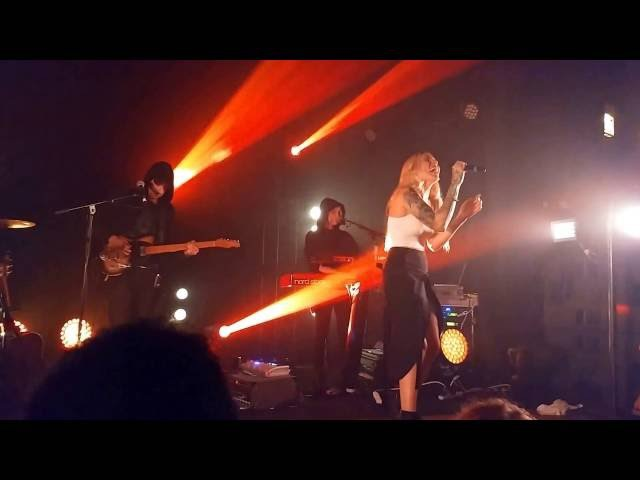 Skylar Grey - Kill For You (live @ Lincoln Hall, Chicago, Oct 6, 2016)