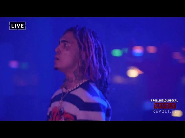 Lil' Pump Live at Rolling Loud SoCal 12/17/2017