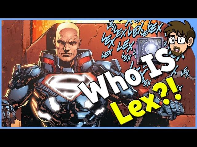 History of Lex Luthor! [Superman]