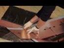 Монтаж медной черепицы видео инструкция по установке