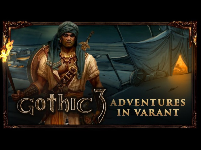 Gothic 3   1 Hour Varant special mix with nature Sounds