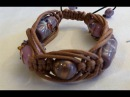 Браслет Шамбала Наташи Шубной. Мастер-класс. Armband Schambala. Bracelet Shambhala