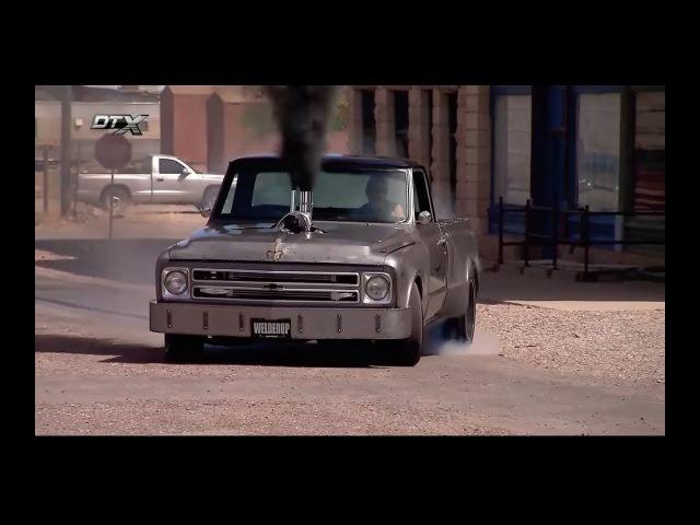 Мастерская Welderup - Rat Rod Сhevrolet С10 Pickup 1972