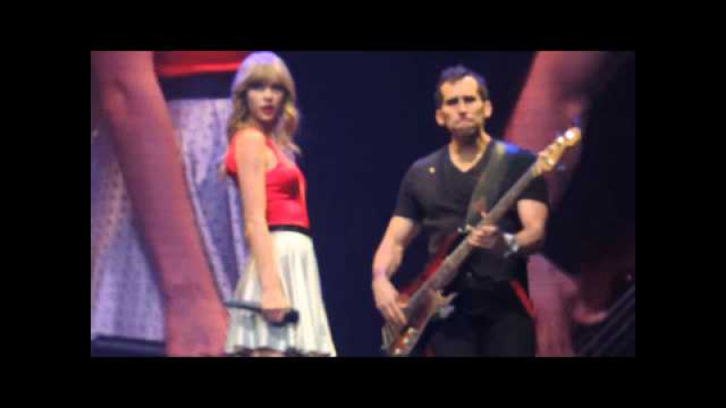Taylor Swift Stay Stay Stay Ho Hey Live from Newark The RED Tour March 28th HD