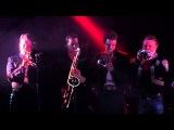 Los Plantronics - Black Cactus Stampede  live @ The Dome, London