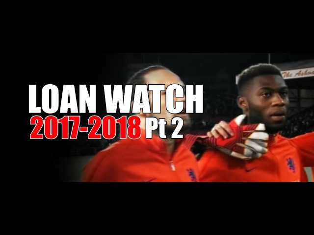 Timothy Fosu-Mensah - Defensive Skills and Passes - Loan Watch 2017/2018 Pt2