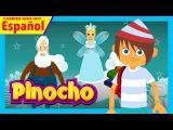 Pinocho (Español Latino) || pinocchio in Spanish for Kids || Cuentos en espanol