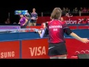 Table Tennis - UKR vs RUS - Womens Singles - Cl 6 Gold Medal Match - London 2012 Paralympic Games