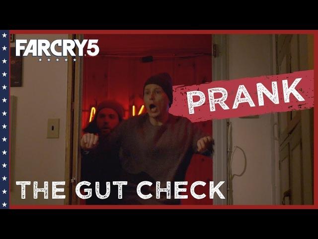 FAR CRY 5: THE GUT CHECK PRANK
