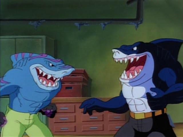 02 Укус акулы