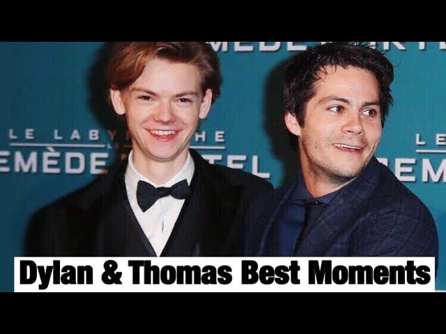 Dylan O'Brien Thomas Sangster | Funny Moments