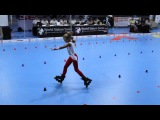 Sofia Bogdanova - 1st place Classic Junior RCC 2015