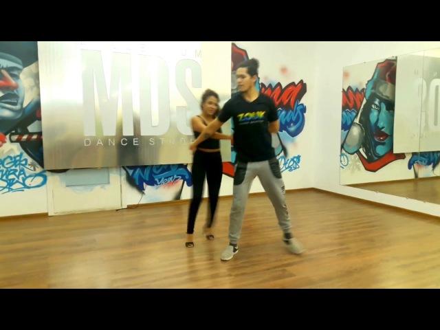 MC Neguinho Do Kaxeta - Preta - Felipe Garcia Erica Tintel Zouk Demo