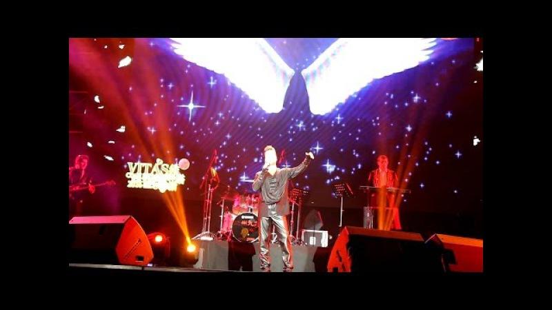 VITAS 2016.10.28 無翼天使 / Angel without a wing / Ангел без крыла_Lanzhou_China Tour