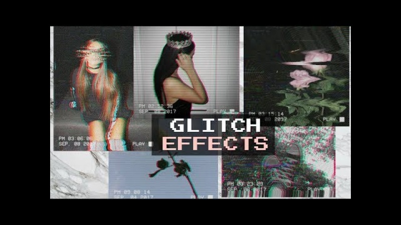 EASY VHS-GLITCH EFFECTS EFECTOS VHS-GLITCH FACILES (ANDROID)