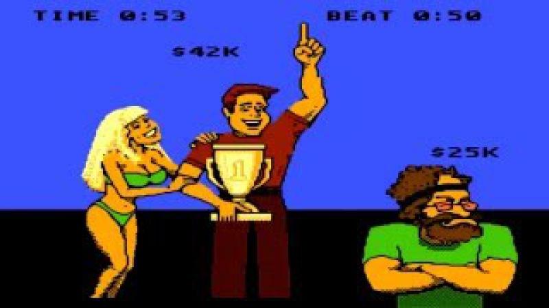 Топ 10 NES , Dendy гонок ( по версии Never Before )