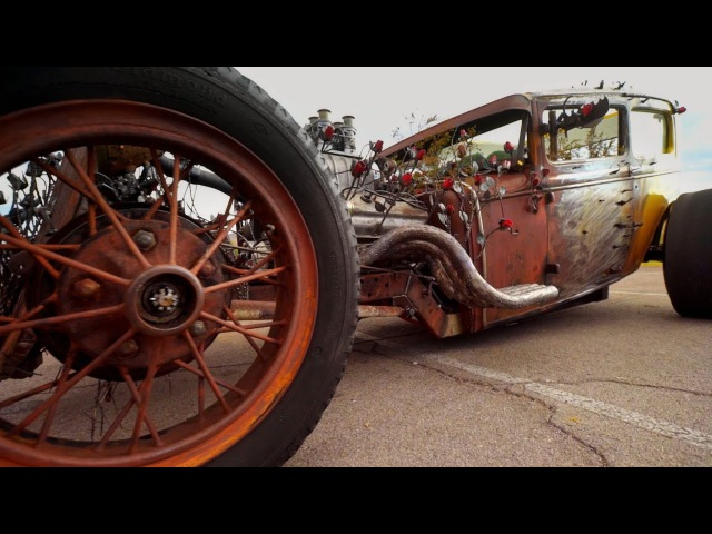 This Unique Build Is For A Special Member Of The WelderUp Family | Vegas Rat Rods