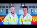 SPEED TRAINING how to improve speed for KARATE KATA TEAM KI