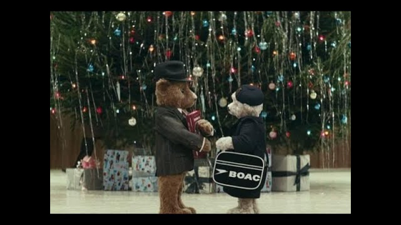 Heathrow Airport releases tear jerking Christmas bear ad