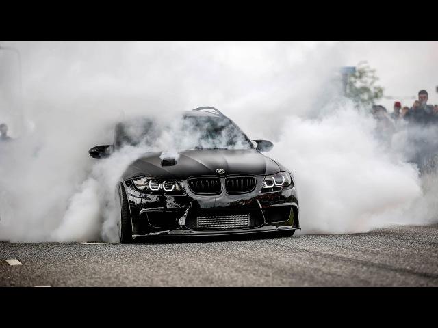 BEST OF BMW M Sounds ! 800HP Manhart M5, 900HP 335i, 912HP Anti Lag E30, M3, M4,...