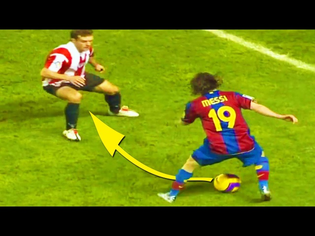 Young Lionel Messi Shocking The World ● Messi Before Winning Balon d'Or ● HD